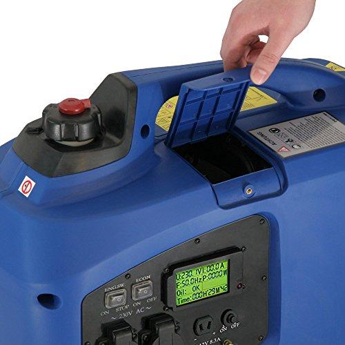 Denqbar DQ2200 digitaler Inverter Stromerzeuger 2,2 kW - 7