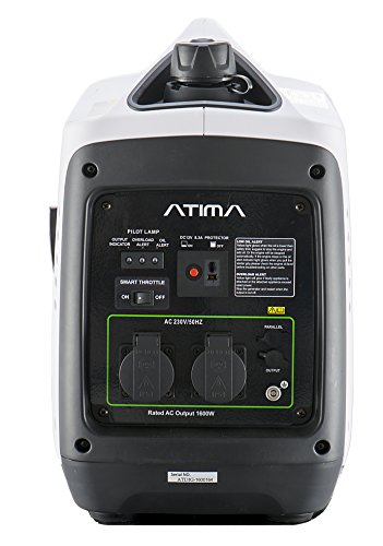 Atima SD2000i Inverter Stromerzeuger 2 kW - 3