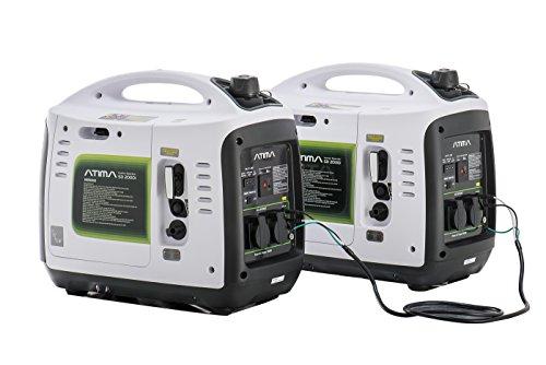 Atima SD2000i Inverter Stromerzeuger 2 kW - 6
