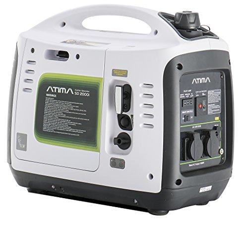 Atima SD2000i Inverter Stromerzeuger 2 kW - 9
