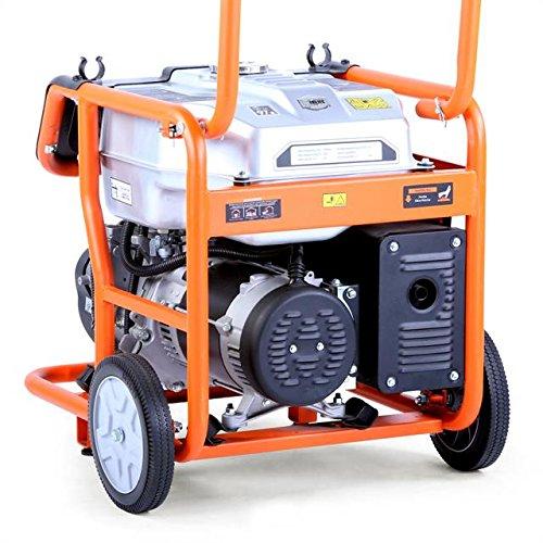 Fuxtec Stromerzeuger FX-SG7500 6500 W - 3