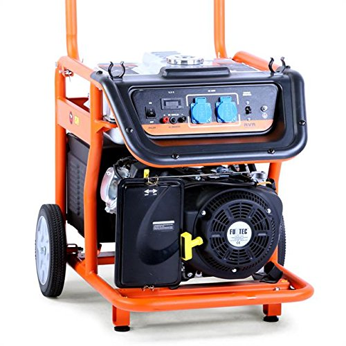 Fuxtec Stromerzeuger FX-SG7500 6500 W - 4