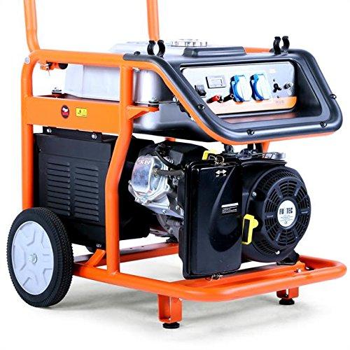Fuxtec Stromerzeuger FX-SG7500 6500 W - 5
