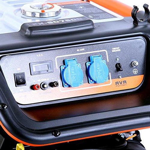 Fuxtec Stromerzeuger FX-SG7500 6500 W - 6