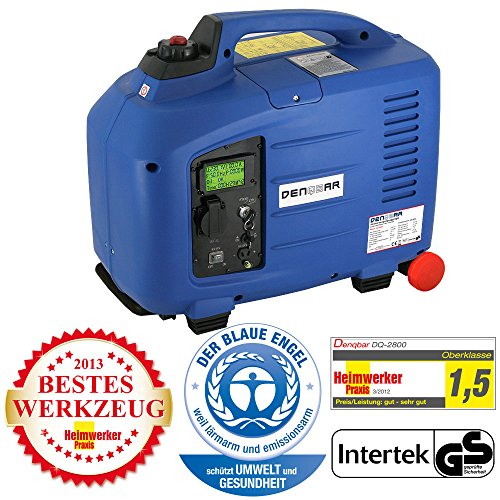 Denqbar DQ2800E digitaler Inverter Stromerzeuger 2,8 kW