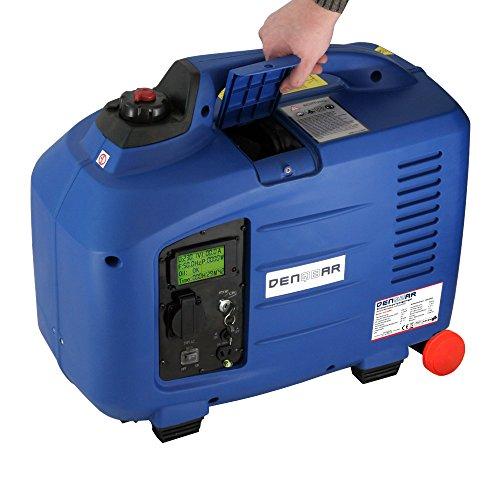 Denqbar DQ2800E digitaler Inverter Stromerzeuger 2,8 kW - 6