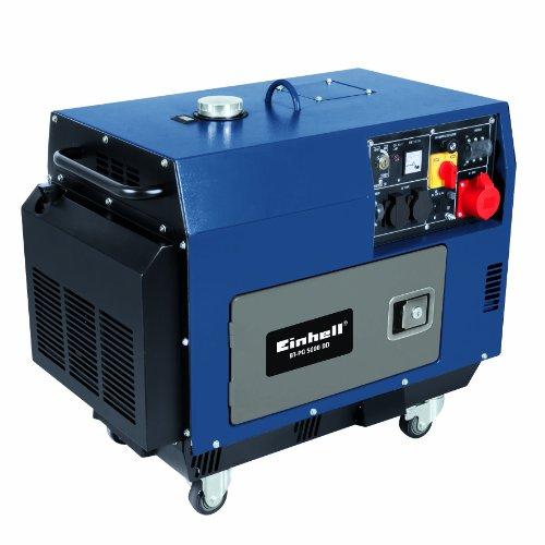 Einhell BT-PG 5000 Stromerzeuger 4,2 kW