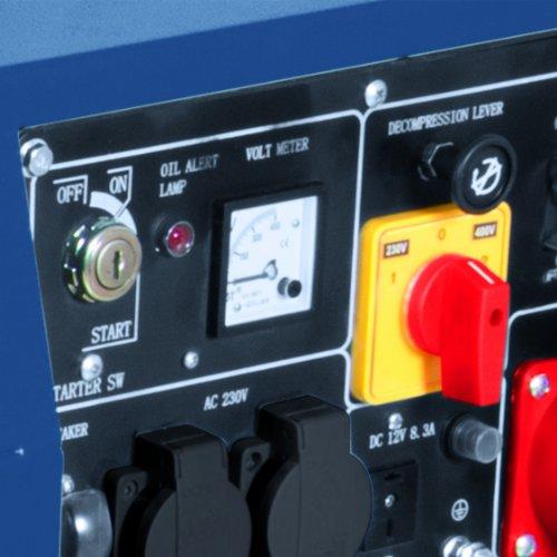 Einhell BT-PG 5000 Stromerzeuger 4,2 kW - 2