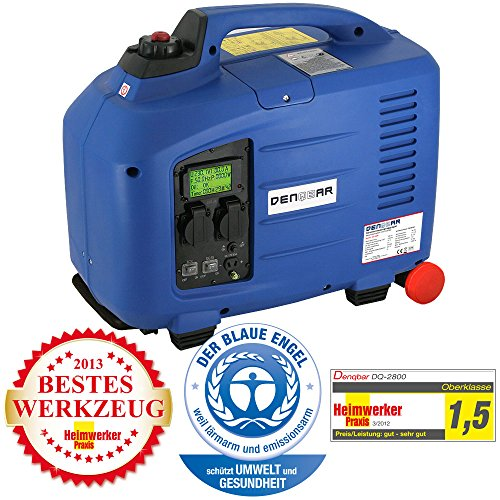 Denqbar DQ2800 digitaler Inverter Stromerzeuger 2,8 kW