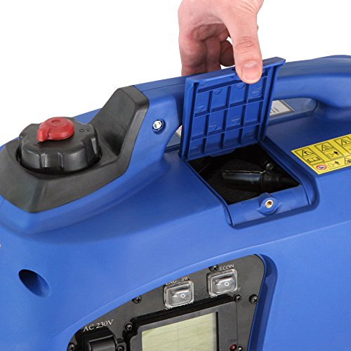 Denqbar DQ1200 digitaler Inverter Stromerzeuger 1,2 kW - 6
