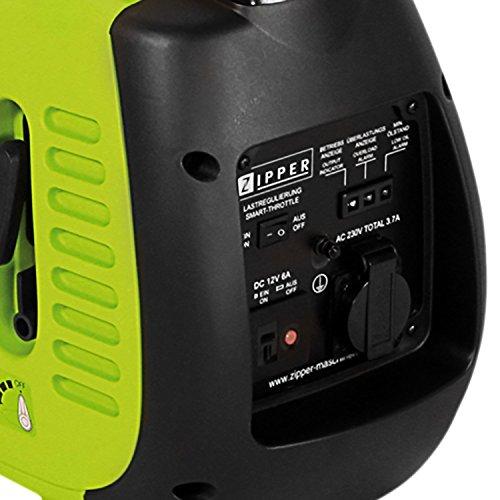 ZIPPER ZI-STE 1000 IV Inverter Stromerzeuger 1 kW - 3