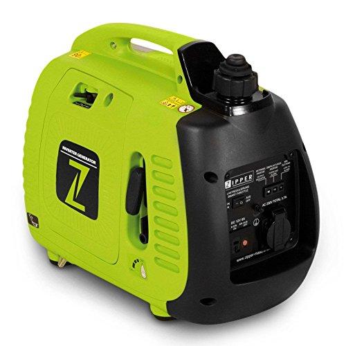 ZIPPER ZI-STE 1000 IV Inverter Stromerzeuger 1 kW - 5