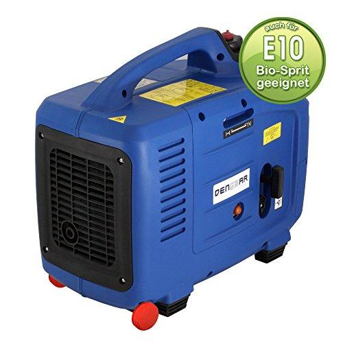 Denqbar DQ2800ER digitaler Inverter Stromerzeuger mit Funk 2,8 kW - 3