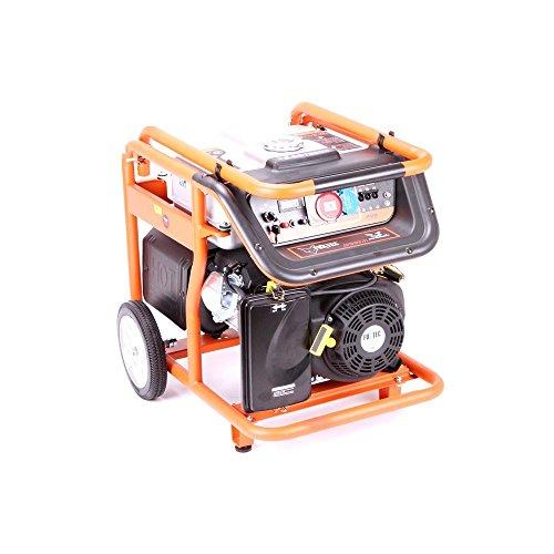 Fuxtec Stromerzeuger FX-SG7500A 6500 W - 2