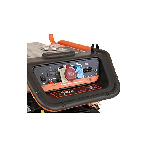Fuxtec Stromerzeuger FX-SG7500A 6500 W - 4