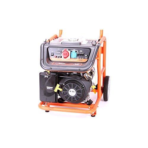 Fuxtec Stromerzeuger FX-SG7500A 6500 W - 5
