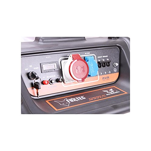 Fuxtec Stromerzeuger FX-SG7500A 6500 W - 6