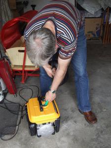 generator-kraftstoff
